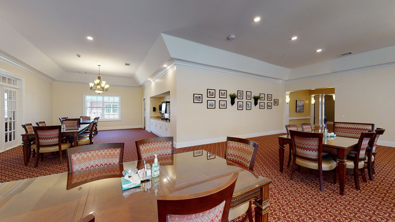 The Main Cottage - Dining Room