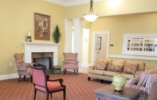 The Main Cottage - Living Room