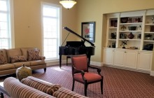 The Main Cottage - Living Room - Piano