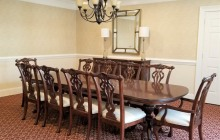The Main Cottage - Private Dining Room