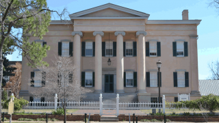 Old Governor's Mansion - Milledgeville, Georgia