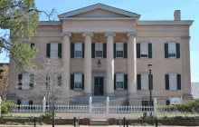 Old Governor's Mansion in Milledgeville
