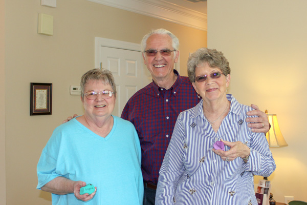 Residents at Milledgeville Active Living Community
