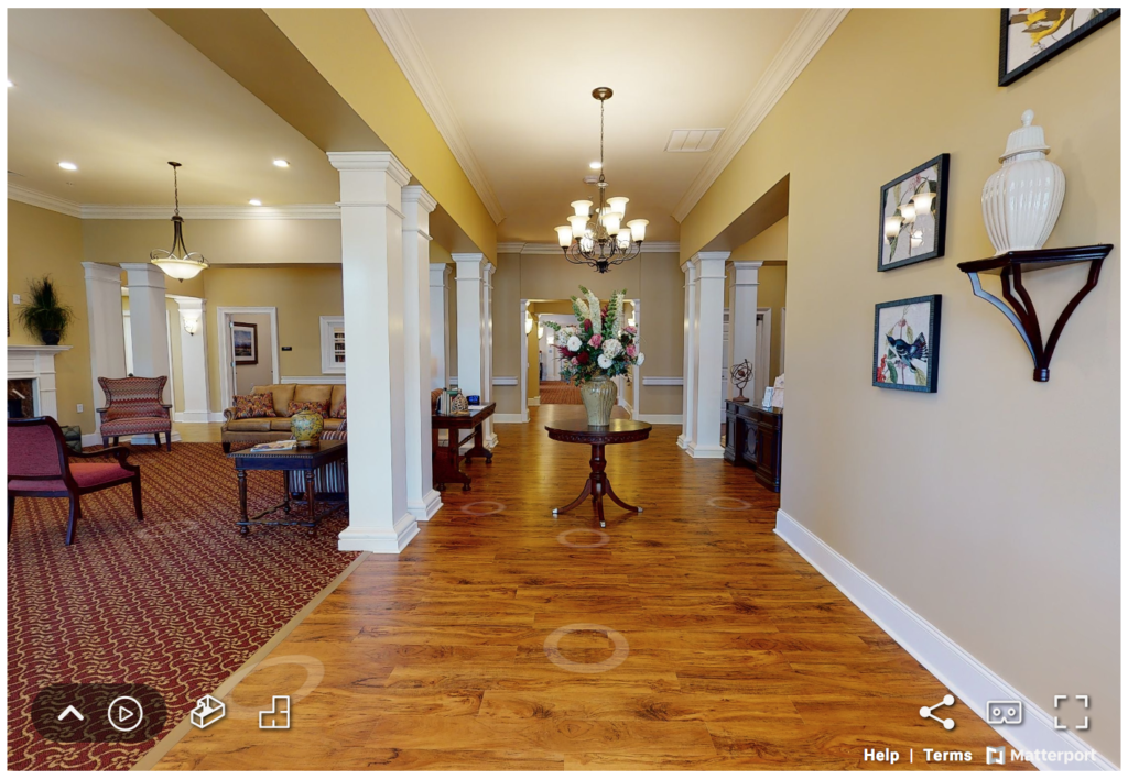 Main Cottage Assisted Living Virtual Tour