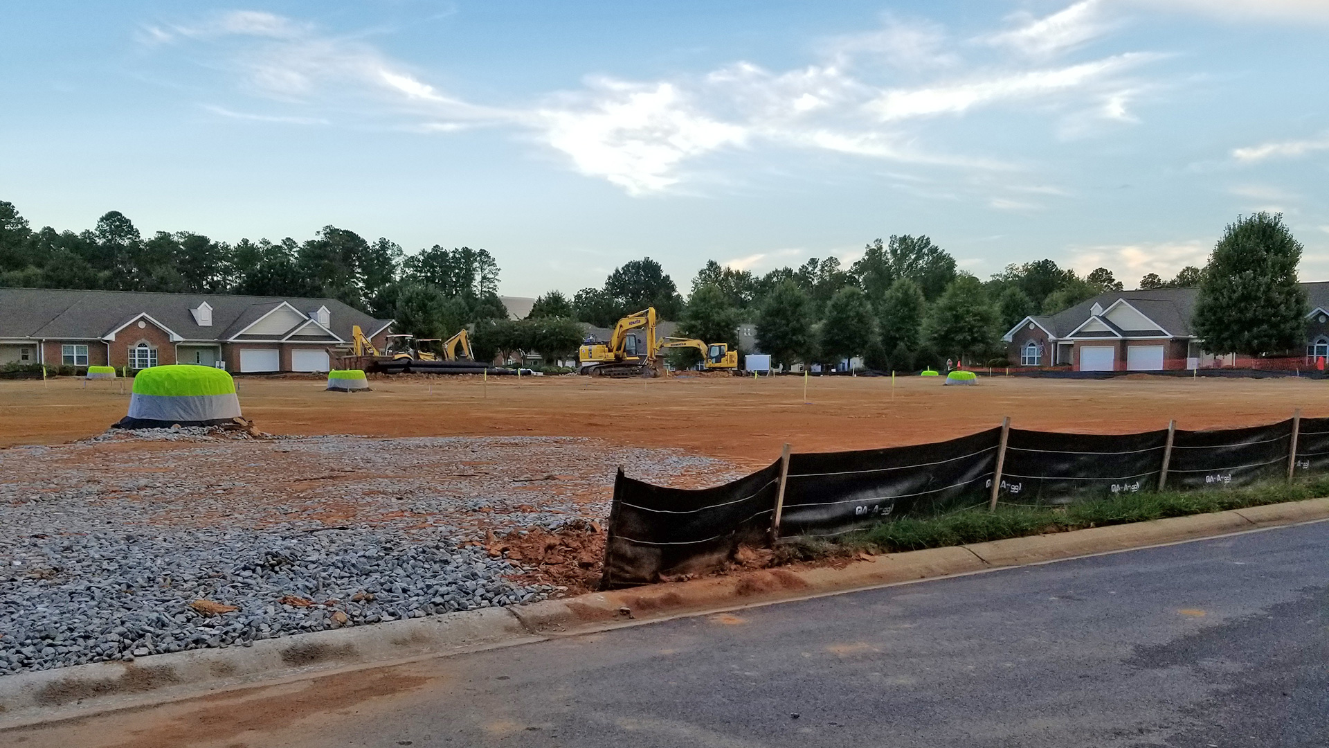 Milledgeville Assisted Living Residence Construction
