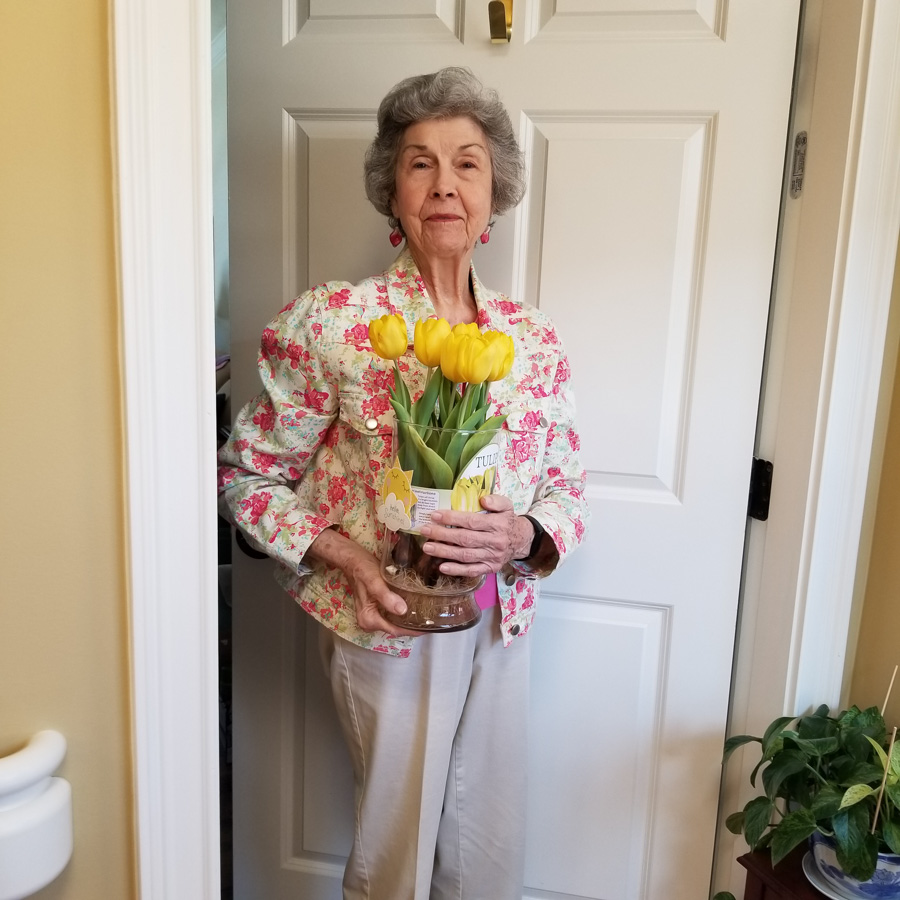 assisted living residence mothers day